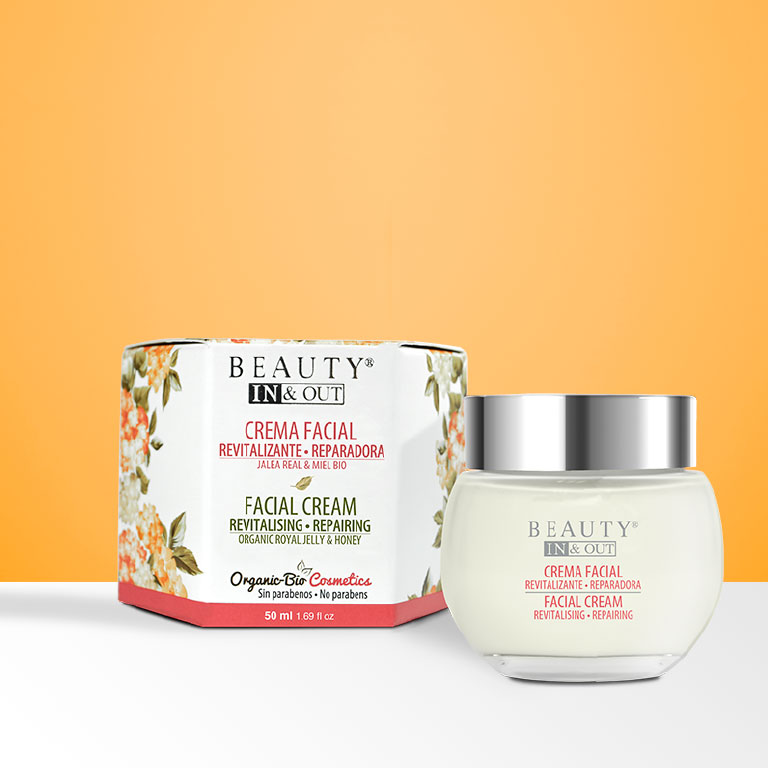 Revitalising Repairing Facial Cream