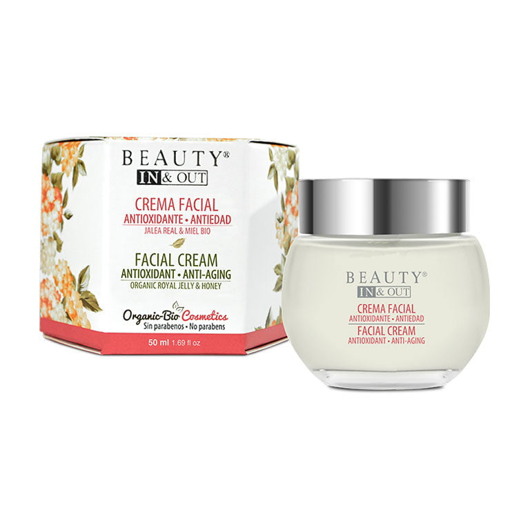 Antioxidant Anti-aging Facial Cream